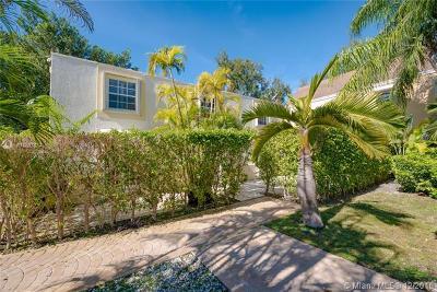 Coconut Grove Condo/Townhouse For Sale: 2845 Shipping Av #2845