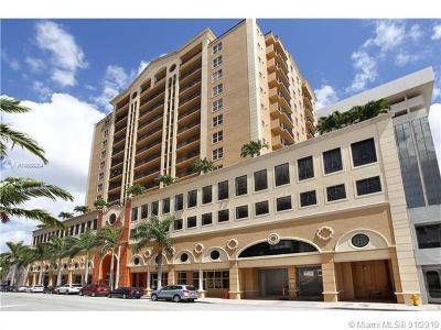 Coral Gables Condo/Townhouse For Sale: 357 Almeria Av #1102