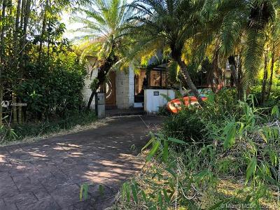Pinecrest Single Family Home For Sale: 6820 SW 126th Ter