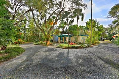 Pinecrest Single Family Home For Sale: 7970 SW 120th St