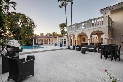 Pinecrest FL Single Family Home For Sale: $2,100,000