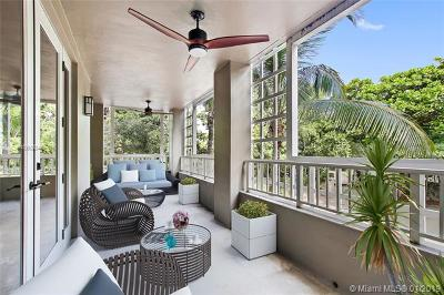Coconut Grove Condo/Townhouse For Sale: 3540 Main Hwy #210