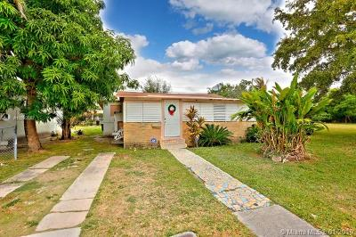 Coconut Grove Single Family Home For Sale: 141 Frow Ave