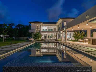 Pinecrest FL Single Family Home For Sale: $4,749,000