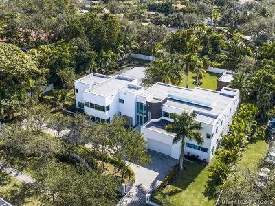 Pinecrest FL Single Family Home For Sale: $3,700,000