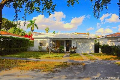 Coral Gables Single Family Home For Sale: 335 Romano Ave