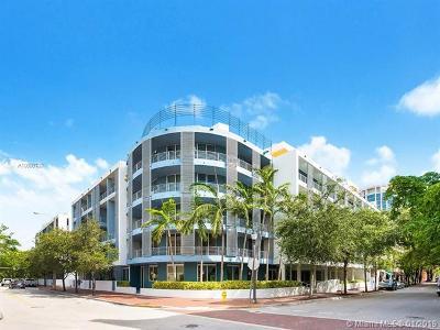 Coconut Grove Condo/Townhouse For Sale: 3339 Virginia Street #PH-28