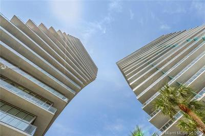 Coconut Grove Condo/Townhouse For Sale: 2669 S Bayshore Dr #403N