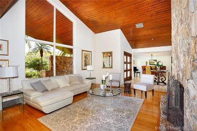Pinecrest FL Single Family Home For Sale: $2,290,000