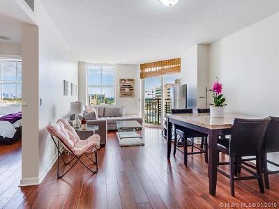 Coral Gables Condo/Townhouse For Sale: 357 Almeria Ave #1006