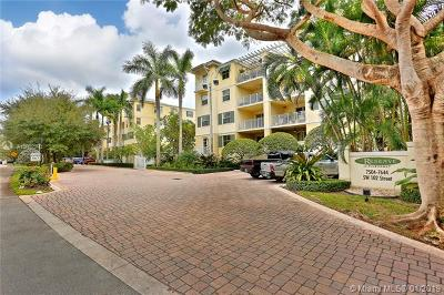 Pinecrest Condo/Townhouse For Sale: 7596 SW 102nd St #301
