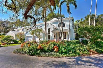 South Miami Single Family Home For Sale: 6487 Sunset Dr
