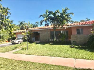 Coral Gables Single Family Home For Sale: 905 Granada Blvd