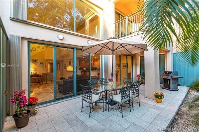 Pinecrest Condo/Townhouse For Sale: 6710 SW 88th Ter