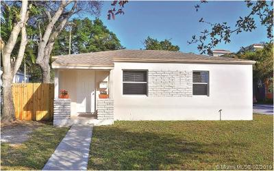 South Miami Single Family Home For Sale: 6541 SW 57th Pl