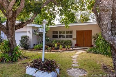 South Miami Single Family Home For Sale: 6340 SW 69th Ave