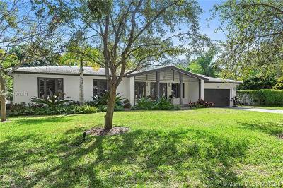 Coral Gables Single Family Home For Sale: 510 Tivoli Ave