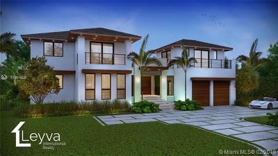 Coral Gables Single Family Home For Sale: 158 Isla Dorada Blvd