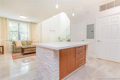 Coral Gables Condo/Townhouse For Sale: 888 S Douglas Rd #105