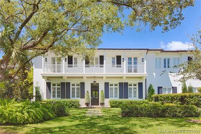Coral Gables Single Family Home For Sale: 7610 SW 47th Ave