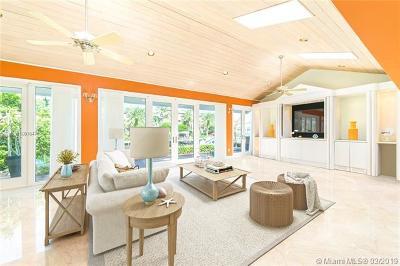Coral Gables Single Family Home For Sale: 13080 Miranda St