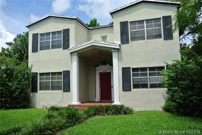 Coral Gables Multi Family Home For Sale: 3500 Segovia St