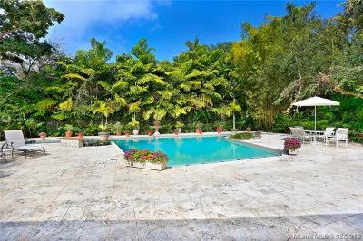 Coral Gables Single Family Home For Sale: 5555 Kerwood Oaks Dr