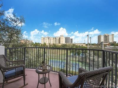 Coral Gables Condo/Townhouse For Sale: 1650 Galiano St #401
