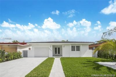 Coral Gables Single Family Home For Sale: 1937 Red Road