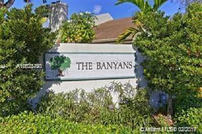 South Miami Condo/Townhouse For Sale: 7045 SW 67th Ave #40