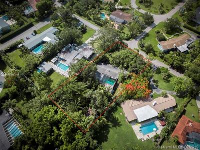 South Miami Single Family Home For Sale: 6831 SW 69th Ter
