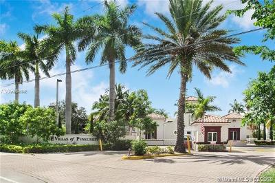 Pinecrest Condo/Townhouse For Sale: 8600 SW 67th Ave #927