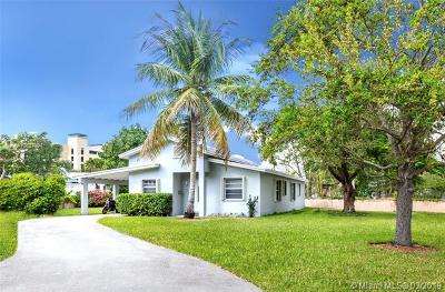 Coral Gables Single Family Home For Sale: 115 George Allen Ave