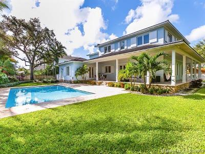 Pinecrest FL Single Family Home For Sale: $2,299,000