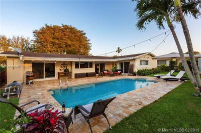 South Miami Single Family Home For Sale: 5300 SW 64th Ct