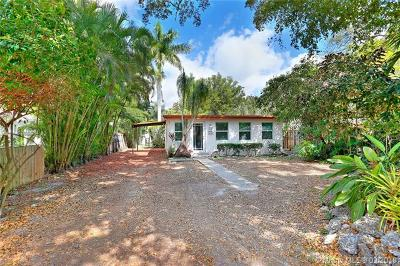 South Miami Single Family Home For Sale: 6841 SW 77th Ter