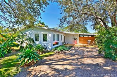 South Miami Single Family Home For Sale: 7620 SW 64th Ct