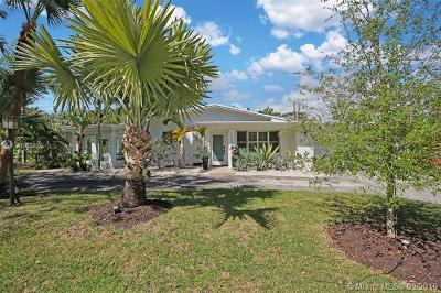 Pinecrest FL Single Family Home For Sale: $799,999