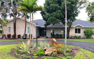 Pinecrest FL Single Family Home For Sale: $1,249,000