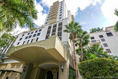 Coral Gables Condo/Townhouse For Sale: 888 S Douglas Rd #103