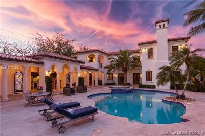 Pinecrest FL Single Family Home For Sale: $2,599,000
