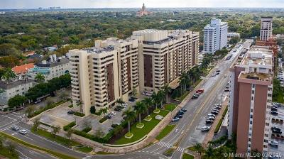 Coral Gables Condo/Townhouse For Sale: 600 Biltmore Way #315