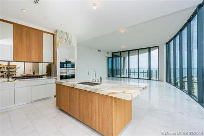 Coconut Grove Condo/Townhouse For Sale: 2821 S Bayshore Dr #15A