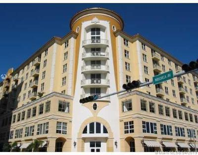 Coral Gables Condo/Townhouse For Sale: 2030 S Douglas Rd #416