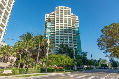 Coconut Grove Condo/Townhouse For Sale: 3350 SW 27th Ave #1904