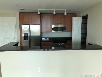 Coral Gables Condo/Townhouse For Sale: 1300 Ponce De Leon Blvd #806