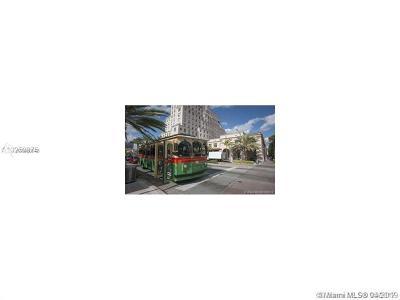 Coral Gables Condo/Townhouse For Sale: 126 Mendoza Ave #9