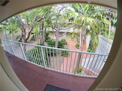 South Miami Condo/Townhouse For Sale: 6310 SW 79th St #13