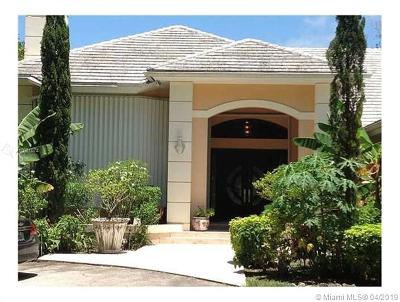 Pinecrest FL Single Family Home For Sale: $2,250,000