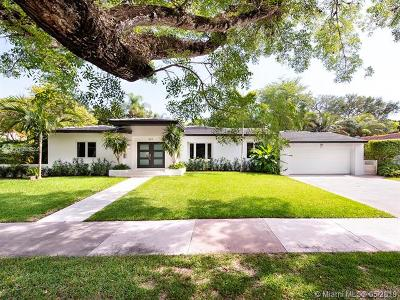 Coral Gables Single Family Home For Sale: 824 Anastasia Ave